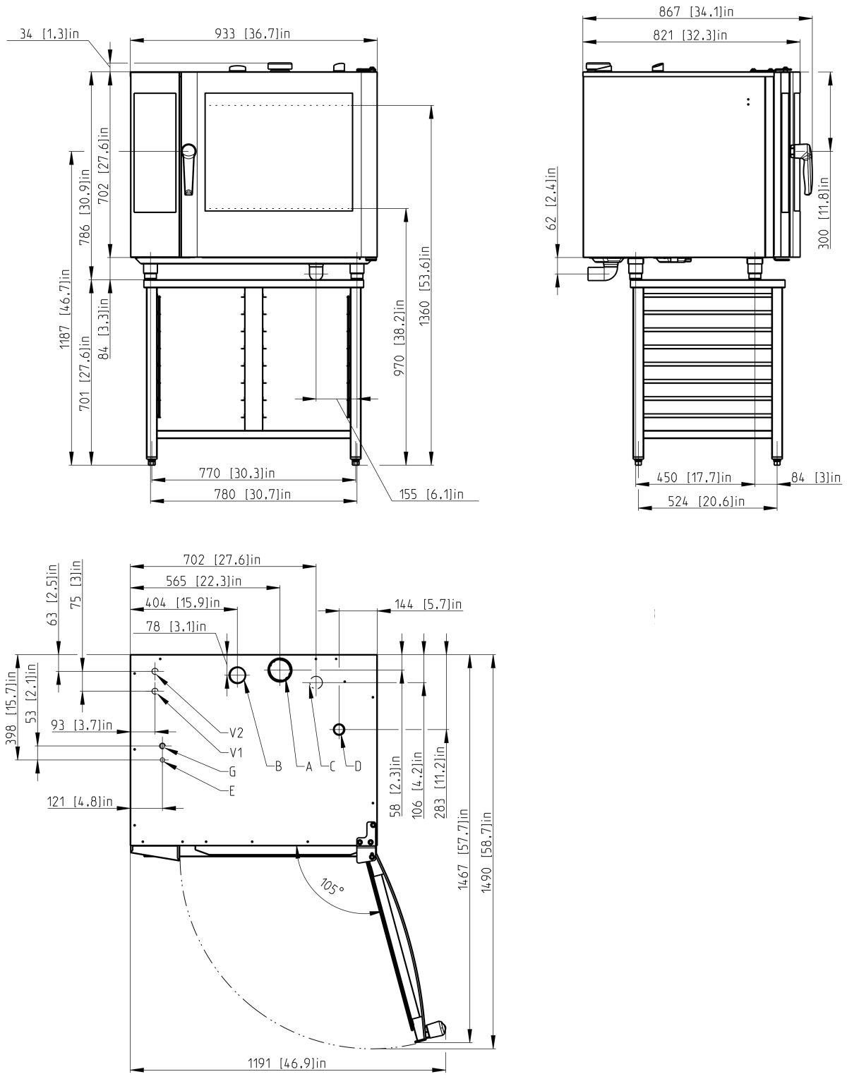 todo b vent installation diagrams